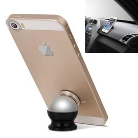 universal 360 rotatif magn tique de voiture support pour t l phone iphone 6 gps. Black Bedroom Furniture Sets. Home Design Ideas