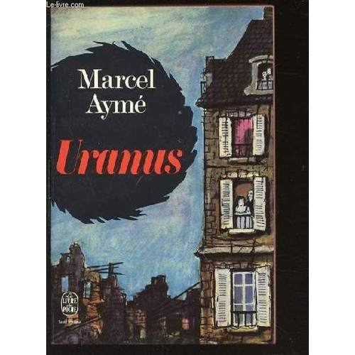 Uranus Collection Le Livre De Poche N 2114
