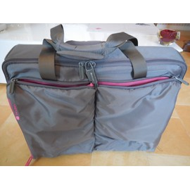 Petite annonce Valise Cabine Trolley Delsey Polyester Gris Neuve - 38000 GRENOBLE