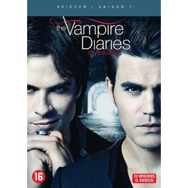 Petite annonce Vampire Diaries - Intégrale Saison 7 - Inclus Version Française - Dvd - Plusieurs - 11000 CARCASSONNE