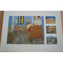 Van Gogh La Chambre De Vincent A Arles 10x15cm Carte Postale