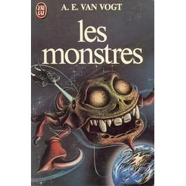 Les Monstres de Van Vogt A.E.