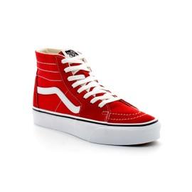 Vans Sk8-Hi - Rouge - 37 - chaussures | Rakuten