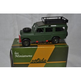 v hicule militaire land rover 109 solido neuf et d 39 occasion. Black Bedroom Furniture Sets. Home Design Ideas