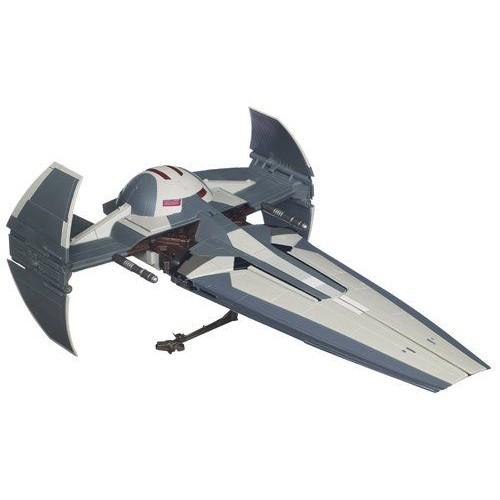 vehicule vaisseau star wars sith infiltrator neuf et d. Black Bedroom Furniture Sets. Home Design Ideas