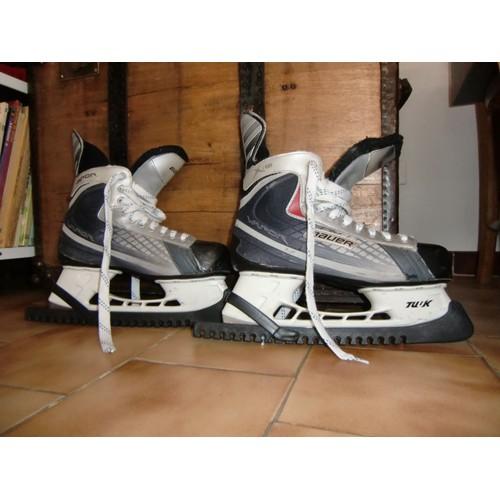 patins de hockey sur glace bauer vapor x01 achat et vente. Black Bedroom Furniture Sets. Home Design Ideas