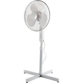 ventilateur oscillant inclinable sur pied r glable 3 vitesses pas cher. Black Bedroom Furniture Sets. Home Design Ideas