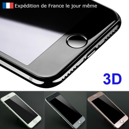 Verre tremp iphone 6 6s rose vitre protection ecran for Verre trempe iphone 6s