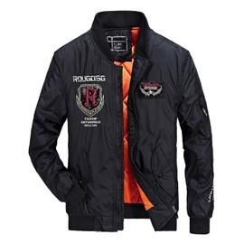 newest 41cf8 4980d veste-aviateur-homme-la-mode-blouson-homme-manche-longue-casual-manteau-de-vetements-homme- noir-zs300396-1134211943 ML.jpg