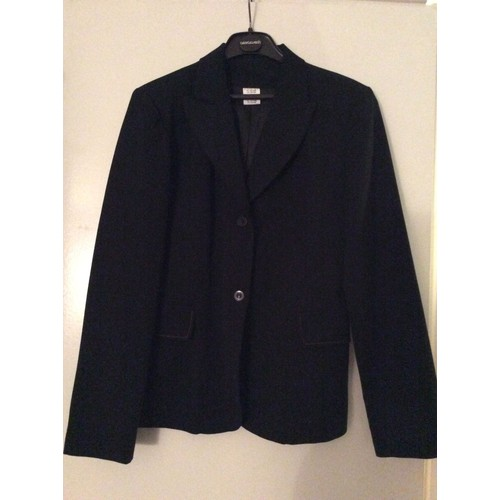 Veste classique couleur noir taille 40 achat et vente for Taille baignoire classique