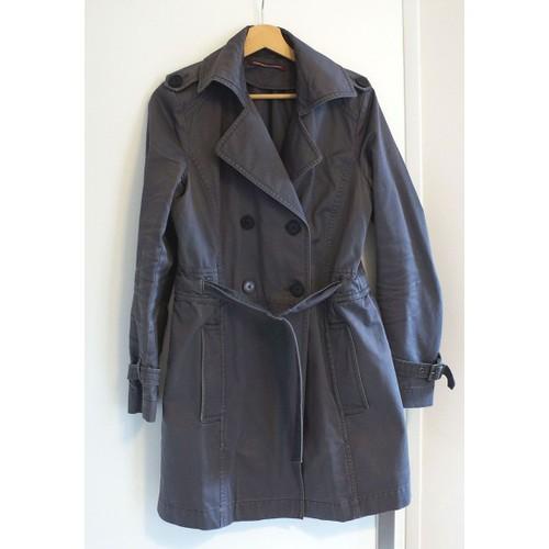 Veste comptoir des cotonniers veste longue 40 gris achat - Code avantage comptoir des cotonniers ...