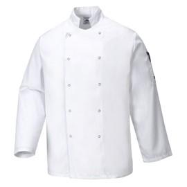 Veste de cuisine portwest suffolk achat et vente for Achat veste de cuisine