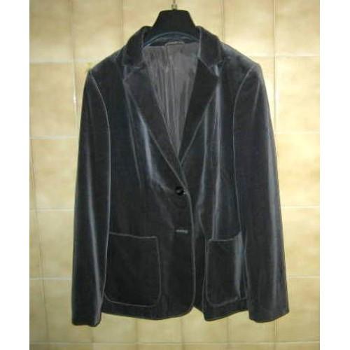 veste en daim grise taille 38 ou petit 40 neuve achat et vente. Black Bedroom Furniture Sets. Home Design Ideas