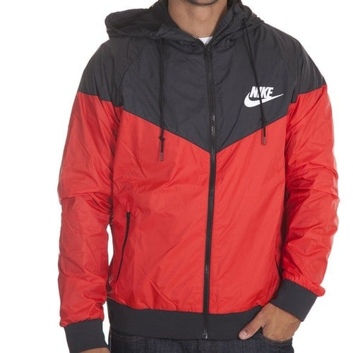veste nike windrunner neuf taille m l veste d 39 t coupe vent. Black Bedroom Furniture Sets. Home Design Ideas