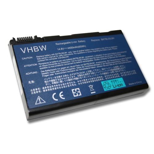 Vhbw Batterie Li Ion 4400mah 148v Pour Ordinateur Notebook Acer Aspire 5610 Serie 5610awlmi