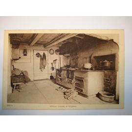 vieille cuisine alsacienne achat vente de cartes postales rakuten. Black Bedroom Furniture Sets. Home Design Ideas