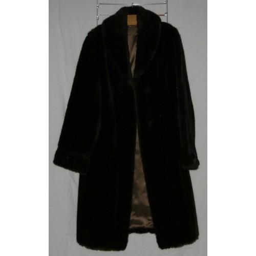 vintage manteau femme fausse fourrure achat et vente. Black Bedroom Furniture Sets. Home Design Ideas