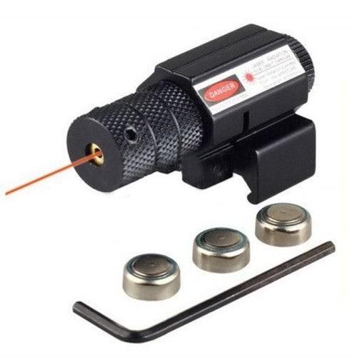 visee laser rouge metal pour rail 21 et 11 mm delta tactics airsoft ac12335 pistolet fusil a. Black Bedroom Furniture Sets. Home Design Ideas