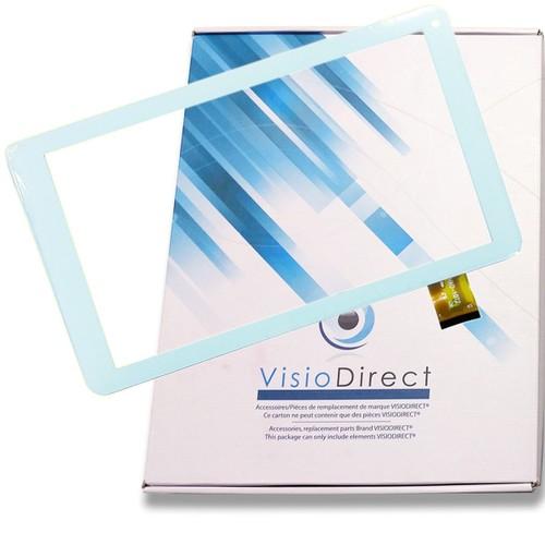 visiodirect vitre ecran tactile pour archos 101e neon hxd. Black Bedroom Furniture Sets. Home Design Ideas