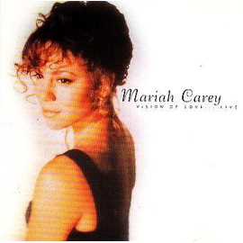 Vision Of Love.......Live - Mariah Carey