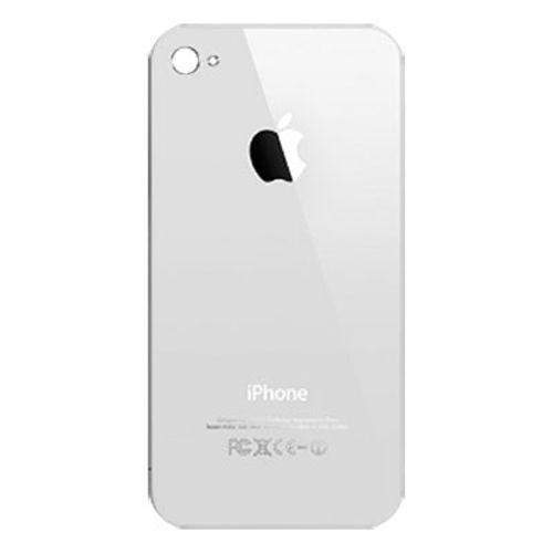 vitre arriere cache batterie origine apple iphone 4s blanche pas cher. Black Bedroom Furniture Sets. Home Design Ideas