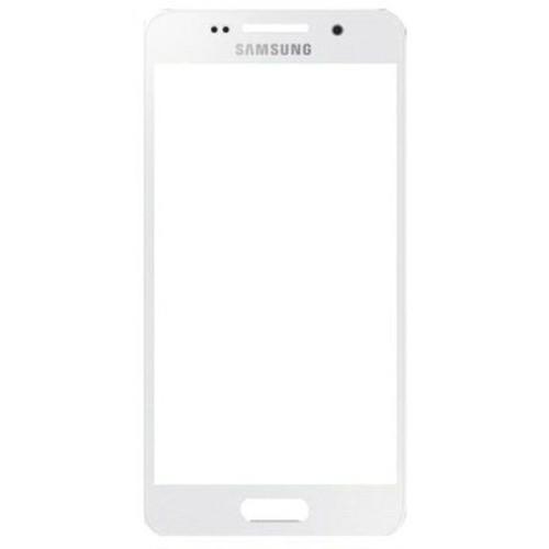 Vitre avant samsung galaxy a5 2016 blanc remplacement sur for Photo ecran samsung a5