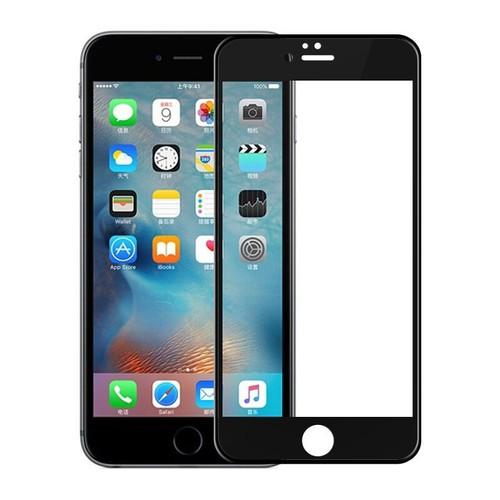 vitre verre tremp 3d iphone 6 6s noir film protection ecran. Black Bedroom Furniture Sets. Home Design Ideas