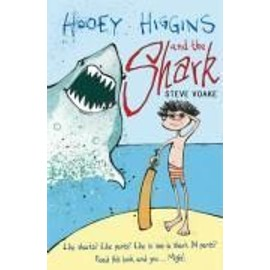 Hooey Higgins And The Shark de Steve Voake
