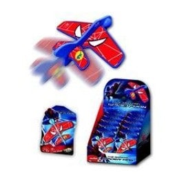 Voile Eolo Sport Avion En Mousse Eolo Spiderman S12