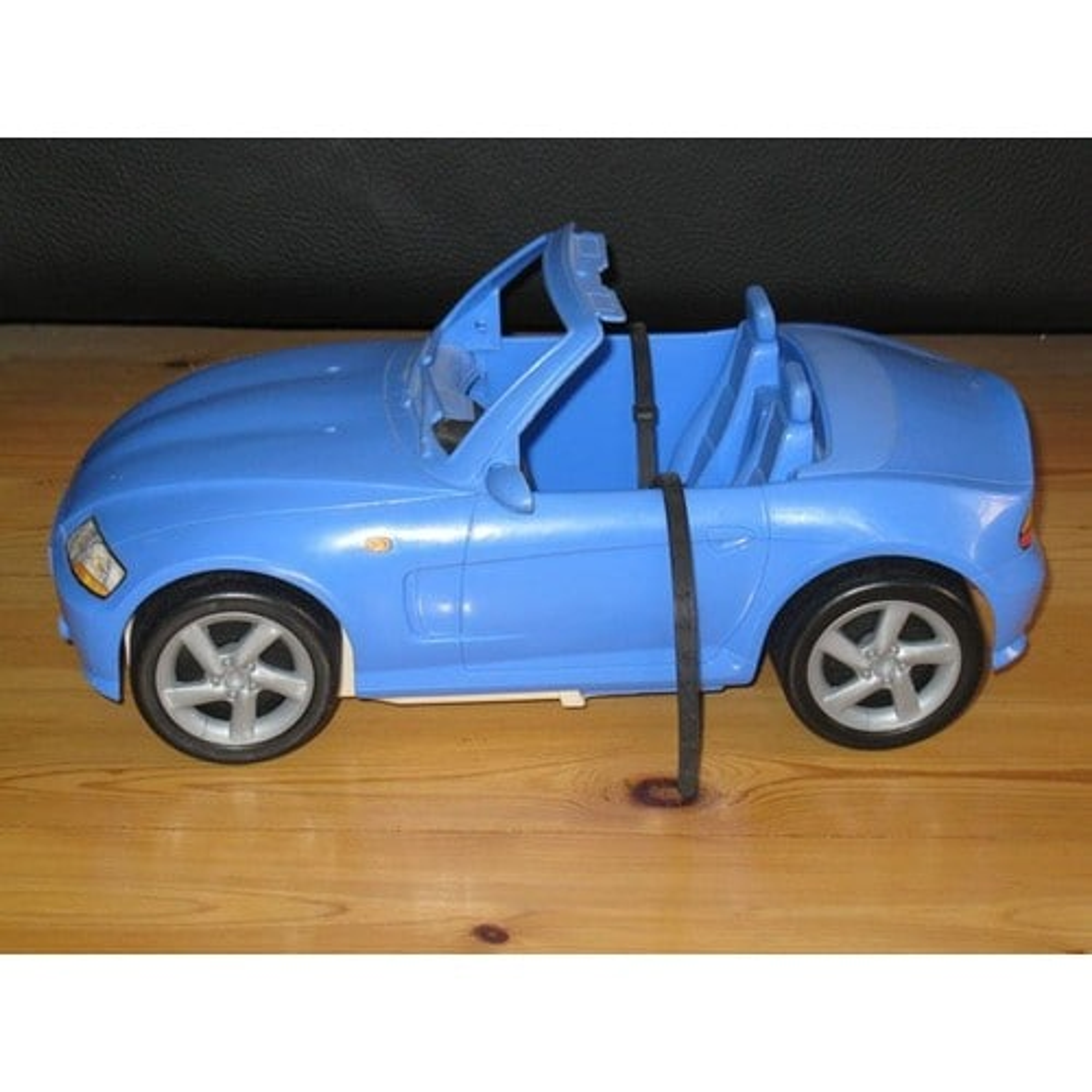 voiture bleu barbie achat vente de jouet rakuten. Black Bedroom Furniture Sets. Home Design Ideas
