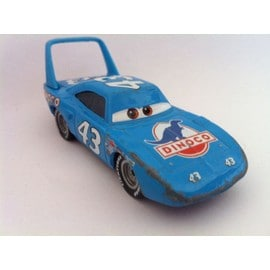 Voiture Cars 1 - N� 43 The King Dinoco