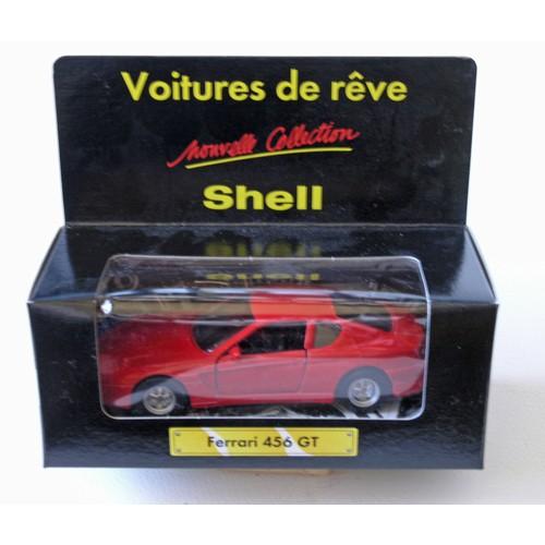 voiture de r ve nouvelle collection shell marque ferrari 456 gt chelle 1 40. Black Bedroom Furniture Sets. Home Design Ideas