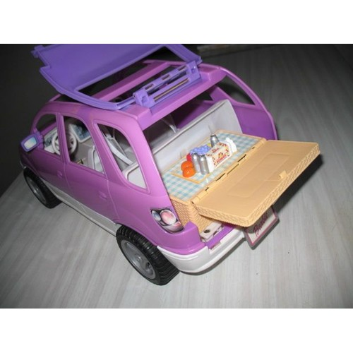 voiture pique nique de barbie achat et vente. Black Bedroom Furniture Sets. Home Design Ideas