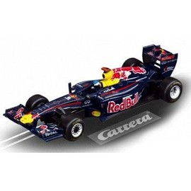 voiture pour circuit carrera go red bull sebastian vettel n 1. Black Bedroom Furniture Sets. Home Design Ideas