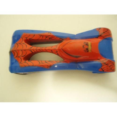 voiture spiderman rouge bleu noir marvel achat et vente. Black Bedroom Furniture Sets. Home Design Ideas