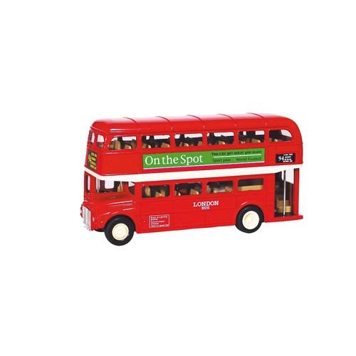 voiture v hicule miniature aec londonien londres bus n 94 imp rial couvert 1 50. Black Bedroom Furniture Sets. Home Design Ideas