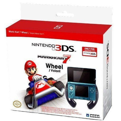Volant de course mario kart 7 pour 3ds achat et vente rakuten - Mario kart 7 gratuit ...