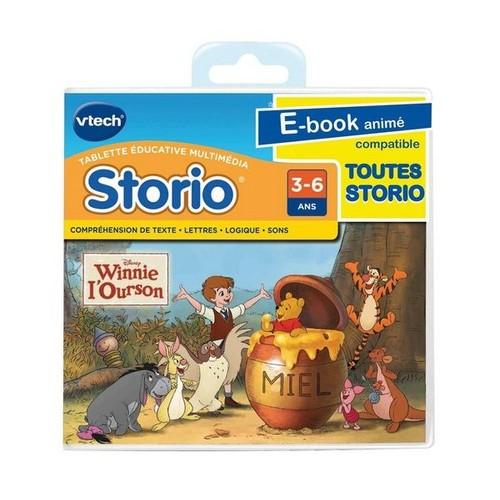 Winnie l 39 ourson jeu pour storio achat vente de jouet - Jeux de winnie l ourson gratuit ...