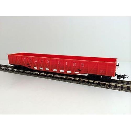 Wagon bas a rebords bas train line mehano occasion - Wagon de train a vendre occasion ...