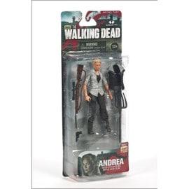 Walking Dead Figurine Andrea Ser 4  13cm