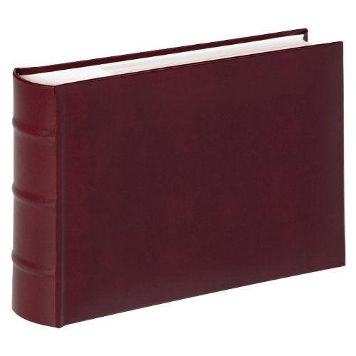 walther 2707 album photo classique pour 100 photos de 15 x 20 cm rouge. Black Bedroom Furniture Sets. Home Design Ideas