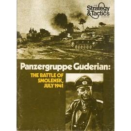 Kharkov 1943 - mise en scène Wargame-panzergruppe-guderian-de-tsr-spi-jeux-de-societe-869567048_ML