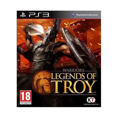 Warriors Legends Of Troy Ps3 Allegro: Achat Vente De Jeu PS3
