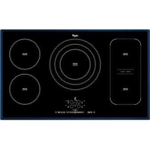 whirlpool acm 795 ba table de cuisson induction achat et vente. Black Bedroom Furniture Sets. Home Design Ideas