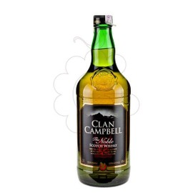 Petite annonce Whisky Clan Campbell 1,5l - 31000 TOULOUSE