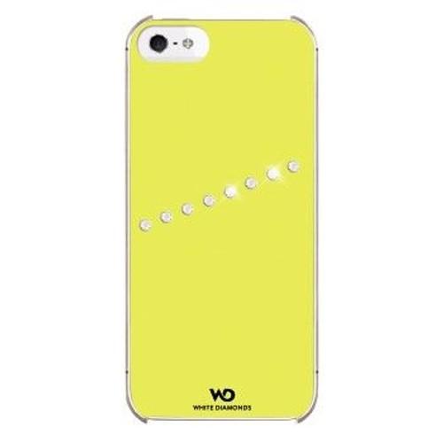 coque iphone xs jaune fluo