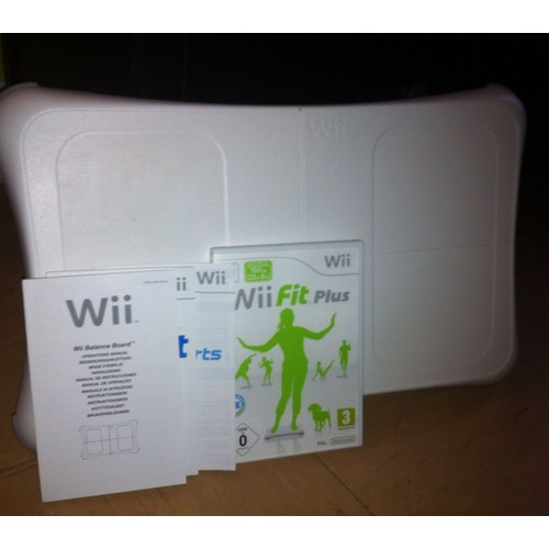 how to connect wii balance