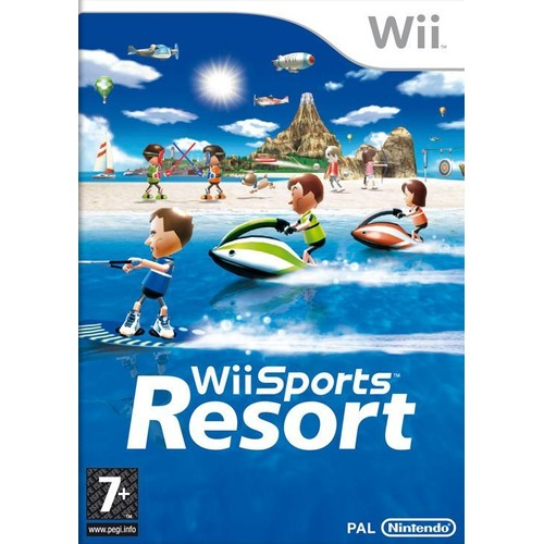 wii sports resort pas cher achat vente priceminister. Black Bedroom Furniture Sets. Home Design Ideas