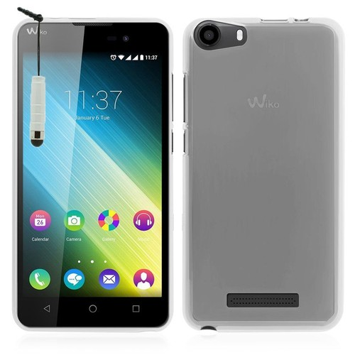 Wiko lenny 2 housse coque tpu silicone gel souple for Housse wiko lenny 2
