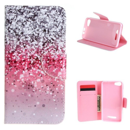 Wiko lenny 2 ii housse bling coque tui protection for Coque portefeuille wiko lenny 2